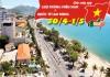 Tour du lịch Nha Trang 30-4-2018 dành cho khách lẻ