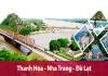Tour du lịch Thanh Hóa Nha Trang Đà Lạt giá rẻ nhất 2017