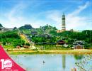 Du lich Sai Gon - Ha Noi - Trang An - Bai Dinh