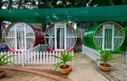 Khách sạn ống cống Vũng Tàu
