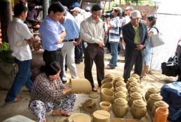 Quảng Nam khôi phục nghề truyền thống gắn với du lịch