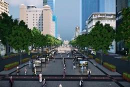 Sài Gòn Sắp Có Quảng Trường Nhạc Nước Dài 1 km