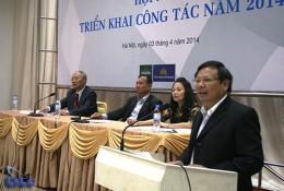 Hiệp hội du lịch Việt Nam triển khai công tác năm 2014