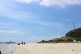 Khám phá đảo Bình Hưng hoang sơ của Khánh Hoà