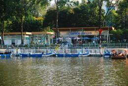 Du thuyền Nhiêu Lộc dừng hoạt động vì cá chết