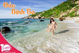 Thông tin cần biết khi đi du lịch đảo Bình Ba tự túc