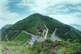 Núi Bạch Mã Cung Đường Giữa Từng Mây