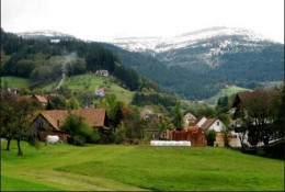 Rừng Đen - miền Tây Nam nước Đức