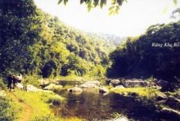Tour du lịch suối nước Vàng – Bắc Giang