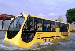 Tuyến xe buýt đường sông đầu tiên tại Sài Gòn