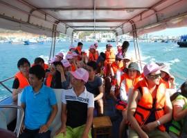 Tour Binh Ba - Nha Trang gia re le 2/9/2016