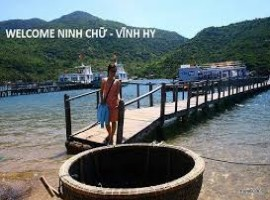 Tour Ninh Chu - Vinh Vinh Hy 30/4/2016
