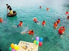 Tour Ninh Chu - Dao Binh Hung - Bai Kinh 2N2D