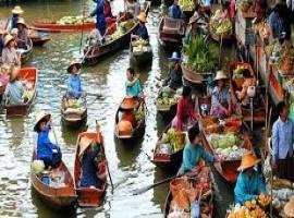 Tour Du Lich Chau Doc - Ha Tien - Can Tho 4 Ngay 3 Dem