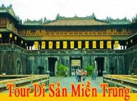 Tour Da Nang - Hoi An - Hue - Quang Binh 4 Ngay 3 Dem