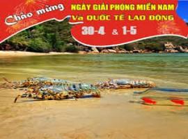 Tour Nha Trang Khach Le 30/4/2016 Gia Re