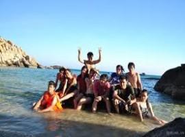 Tour Du Lich Cu Lao Cau