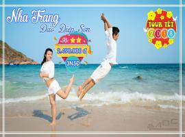 Tour Nha Trang - Dao Diep Son tet 2018