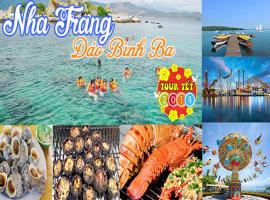 Tour dao Binh Ba - Nha Trang tet 2018