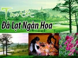 Tour Da Lat Tet Nguyen Dan 2016 - Giam 39%