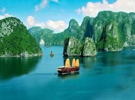 Tour Da Nang - Ha Noi - Ha Long 4 Ngay