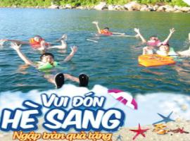 Du Lich Nha Trang - Binh Ba He 2016