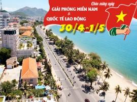 Tour du lich Nha Trang 30-4-2018 danh cho khach le