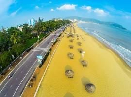 Tour du lich Ha Noi Quy Nhon gia tot nhat