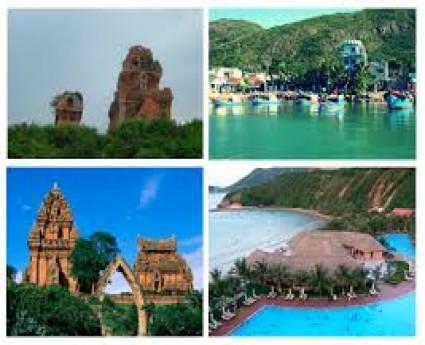 Tour Nha Trang - Phu Yen - Quy Nhon Hap Dan
