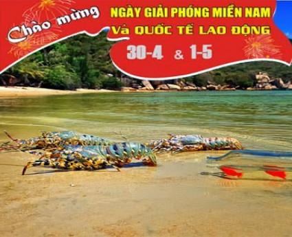 Du Lich Dao Binh Ba 30/4/2016