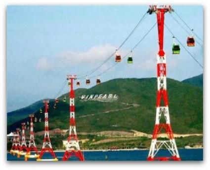 Tour Nha Trang - Vinpearl Land gia cuc re - Giam 45%