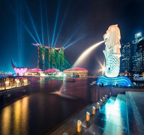 Du Lịch Singapore - Malaysia giá rẻ