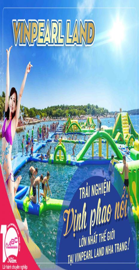 Tour du lịch Nha Trang giá rẻ hè 2020
