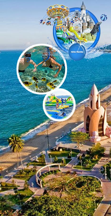 Tour du lịch Nha Trang tết 2018