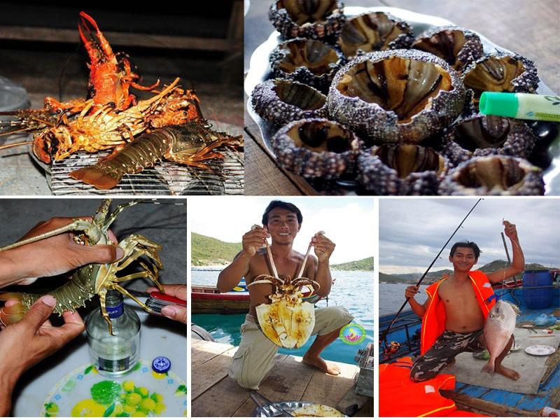 Tour Du Lich Binh Ba Gia Re