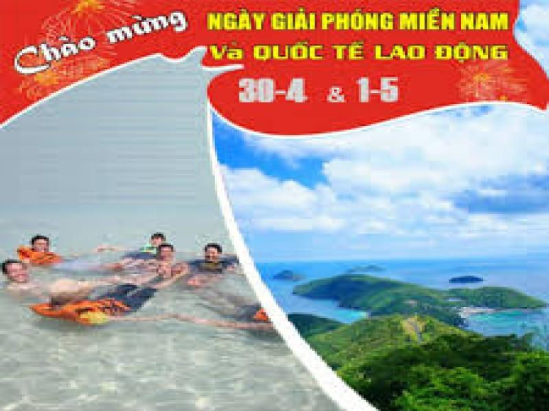 Tour Khach Le Vung Tau 30/4/2016 Re Nhat