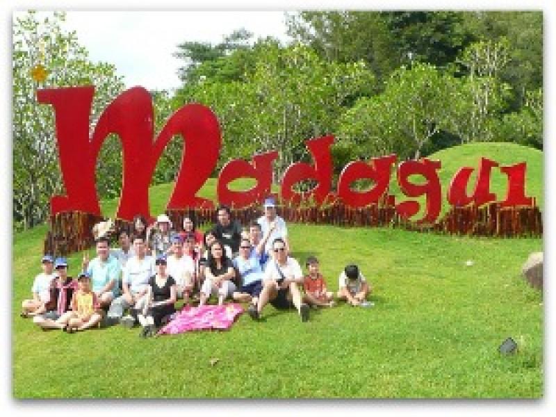 Tour Du Lich Team Building Madagui 1 Ngay