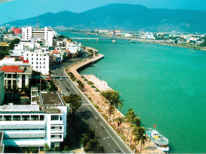 Du lich Ha Noi - Hue - Da Nang (Xe o to)