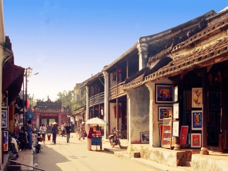 Du lich Ha Noi - Da Nang - Hoi An