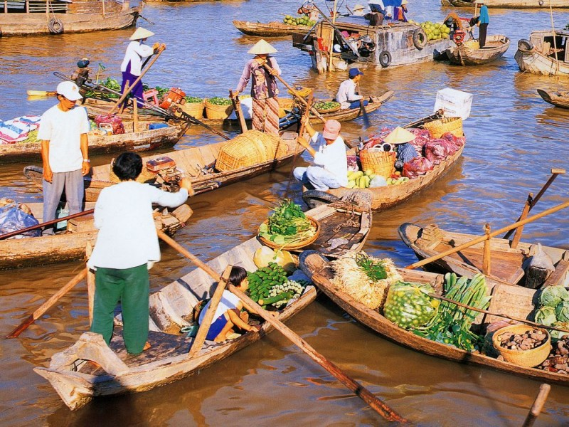 Tour Dong Thap - Chau Doc - Ha Tien - Can Tho
