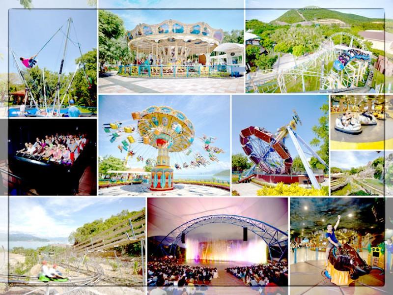 Tour Nha Trang Tet 2016 (4 Ngay 3 Dem)