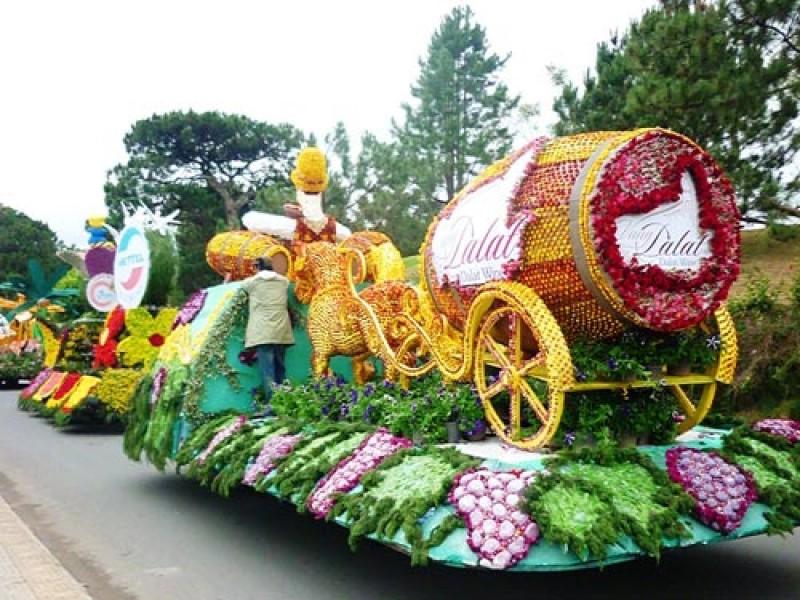 Tour Da Lat Festival Hoa 2015-2016