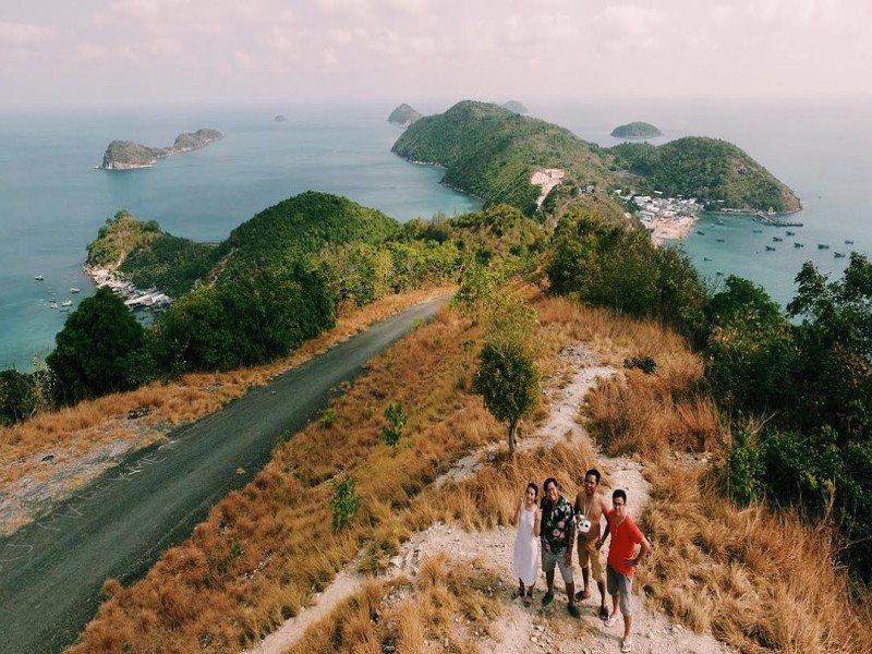 Tour Dao Nam Du (2 Ngay 2 Dem)