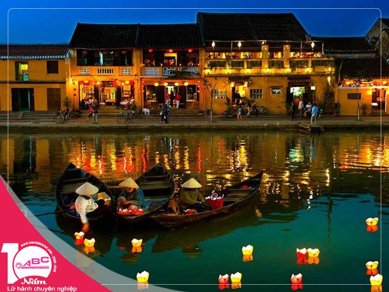 Tour du lich An Giang Da Nang Hoi An (4 ngay 3 dem)