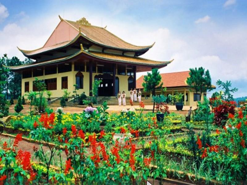 Tour du lich Da Lat 30-4-2018 gia re nhat (Danh cho khach le)