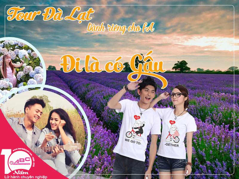 Tour du lich Da Lat tu Tay Ninh (3 ngay 3 dem)