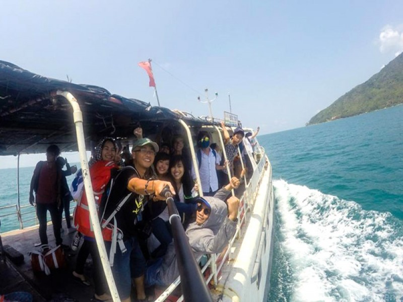 Tour Du Lich Dao Hon Son - Kien Giang