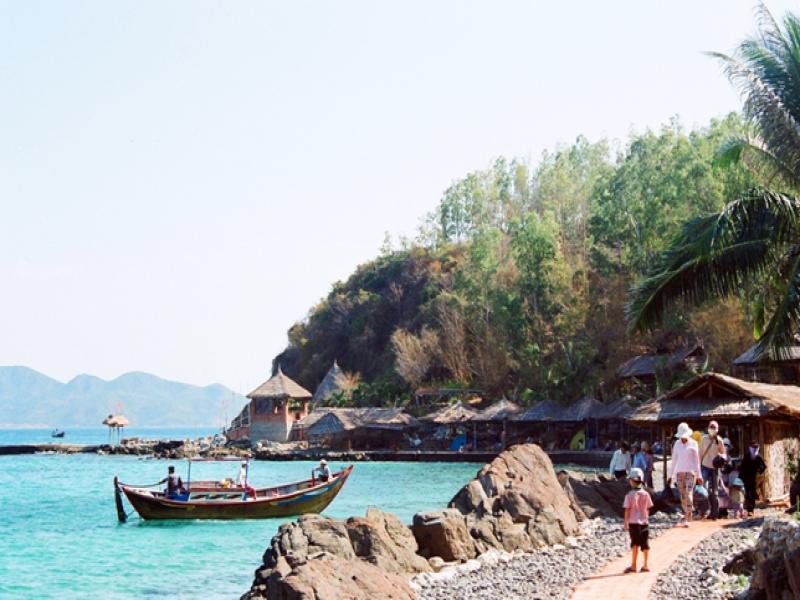 Tour du lich Nha Trang danh cho khach le - Khuyen mai 55%