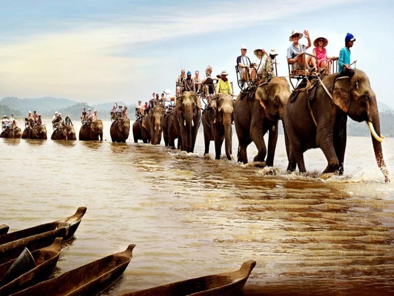 Tour du lich Tay Nguyen - Buon Ma Thuot 3 Ngay 2 Dem