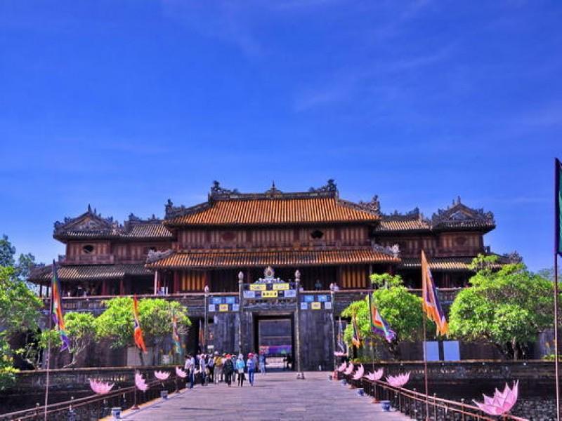 Tour Ha Noi - Hue - Da Nang - Hoi An